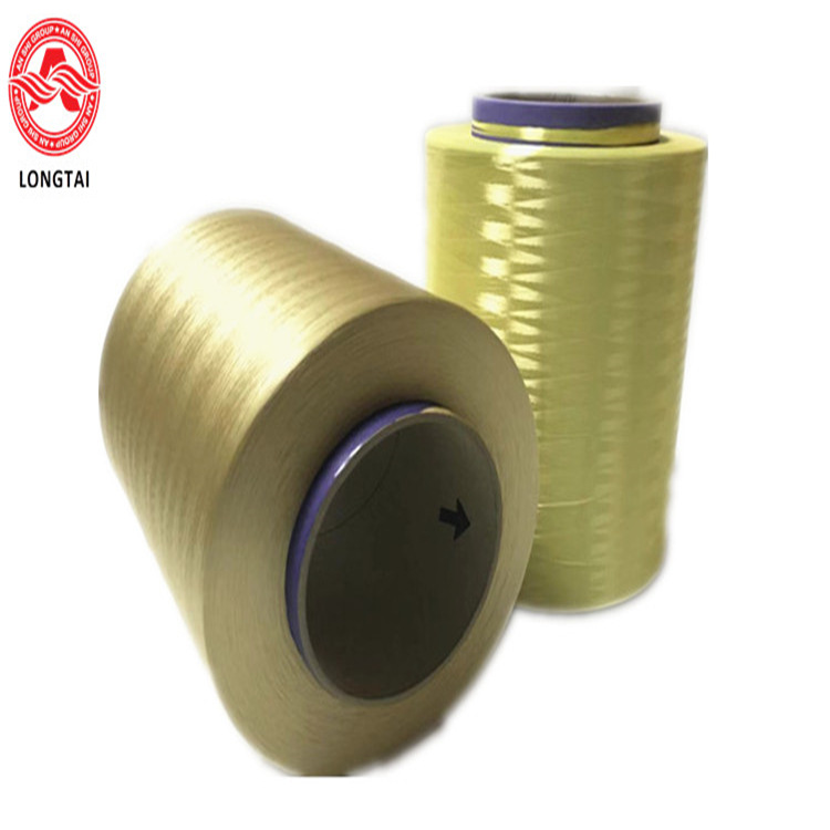 High-performance aramid yarn/ballistic yarn