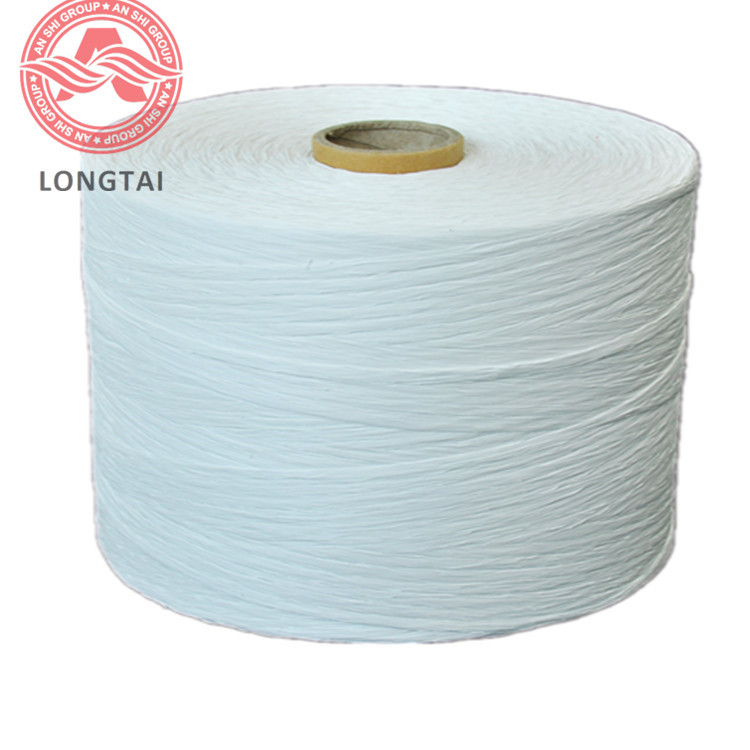 Polypropylene filled rope for wire and cable