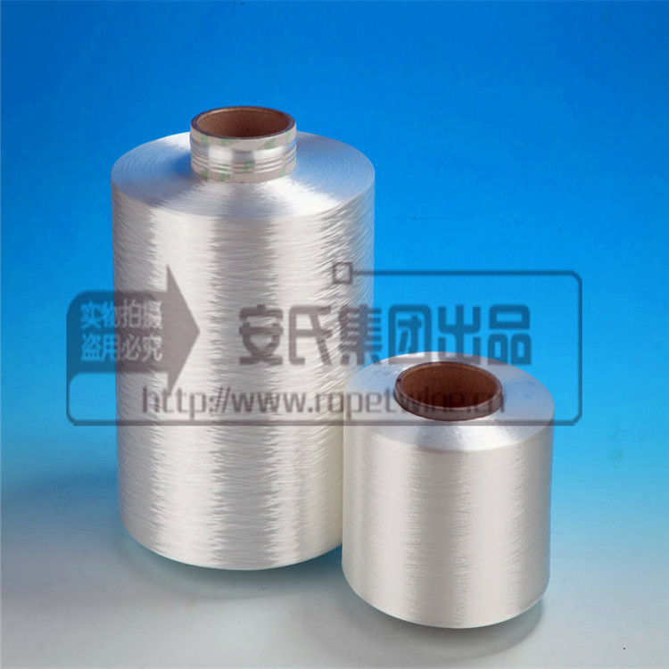 High-strength fiber wire for wire and cable