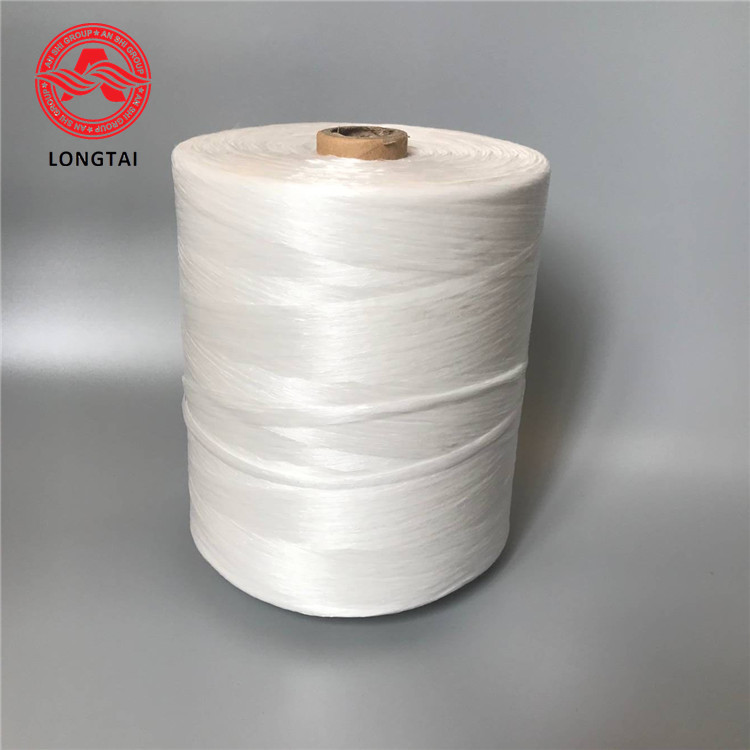 Low smoke halogen free flame retardant filled rope