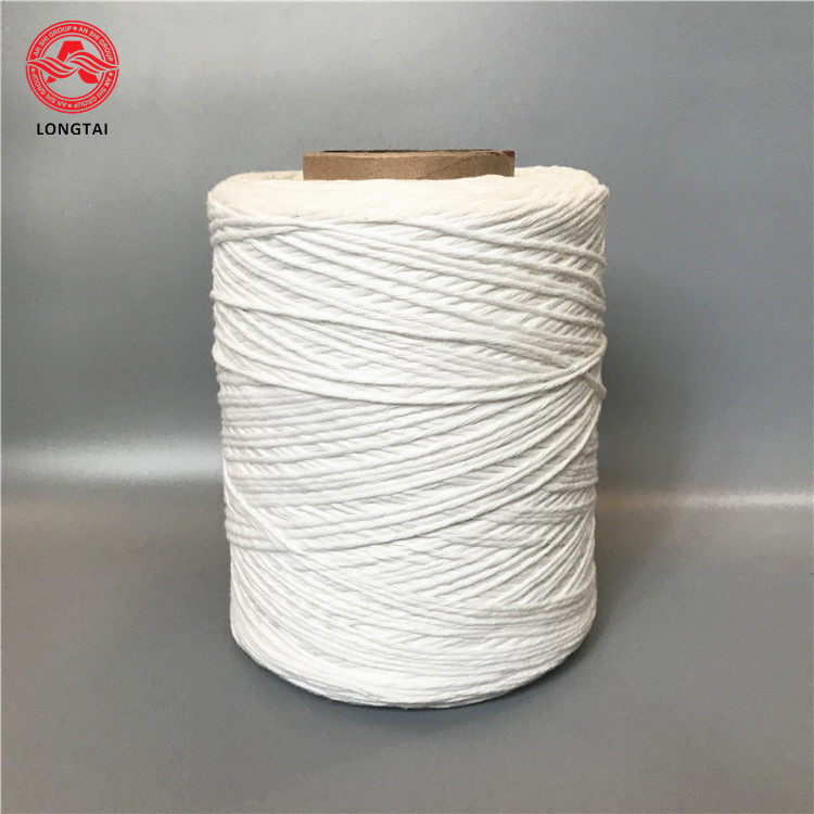 High flame retardant filled rope