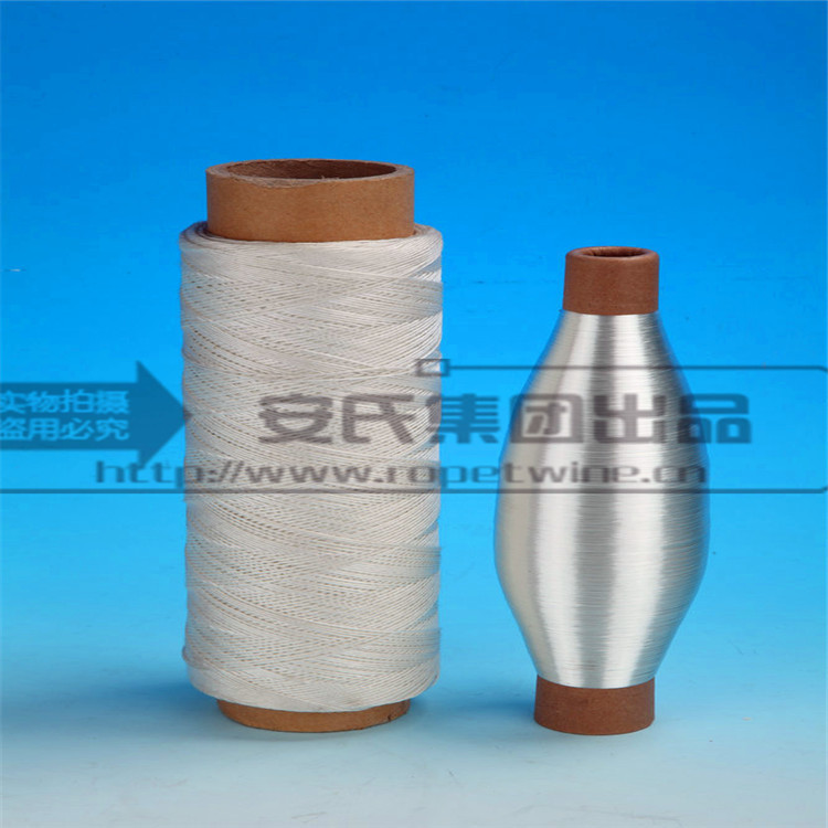High-performance fiber yarn